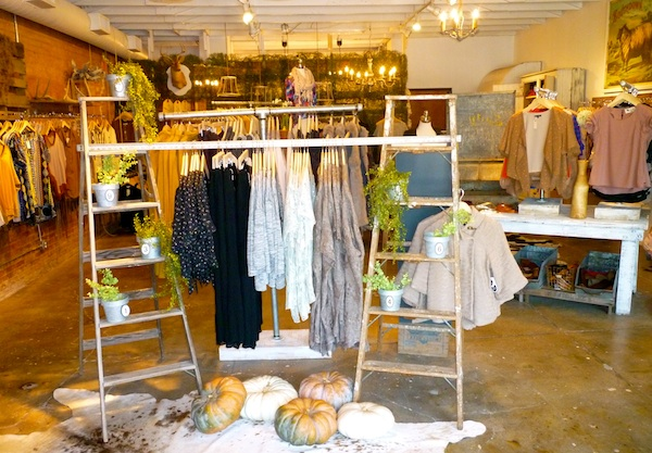 Boho Clothing Boutique clothing boutique debuted