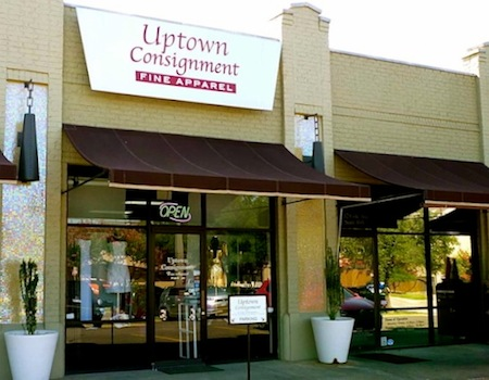 Uptown Consignment Exterior