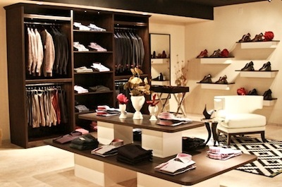 Women clothing stores. Clothes store for men