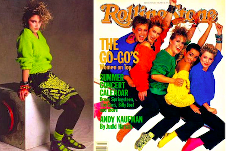 1980s fashion trends for teenagers