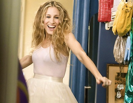 Lead Image Carrie Bradshaw Tutu Look 2