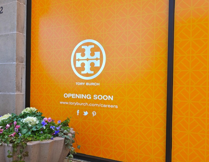 Lead Image Tory Burch Relocation
