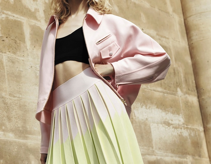 Lead Image Trending Pleats