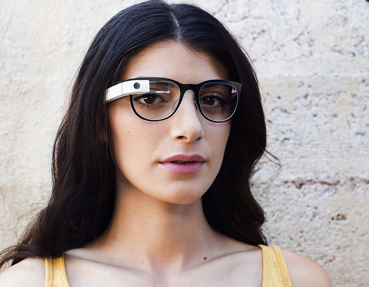 Lead Image DVF Google Glass