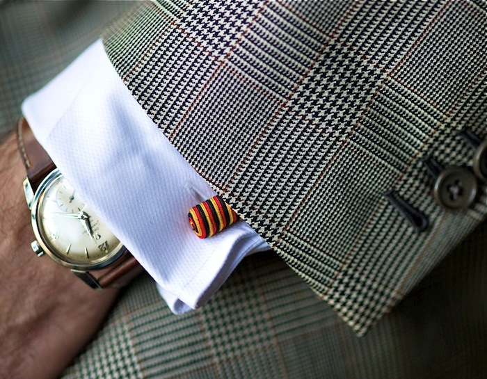 Lead Image Suit and Cufflinks Fathers Day