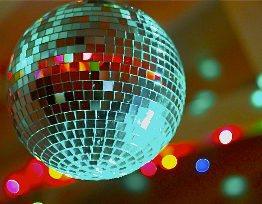 FEATURE IMAGE Disco Ball 2