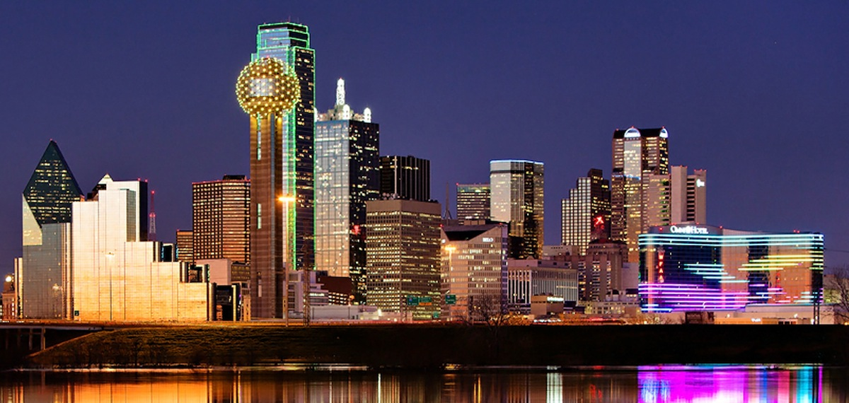 1 Dallas Skyline