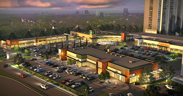 Turtle Creek Village Lincoln Property Company Rendering
