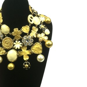 Christian Lacroix Vintage Collarette Necklace