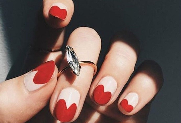 Instagram-Valentine-Day-Nail-Art-Inspiration-Latina