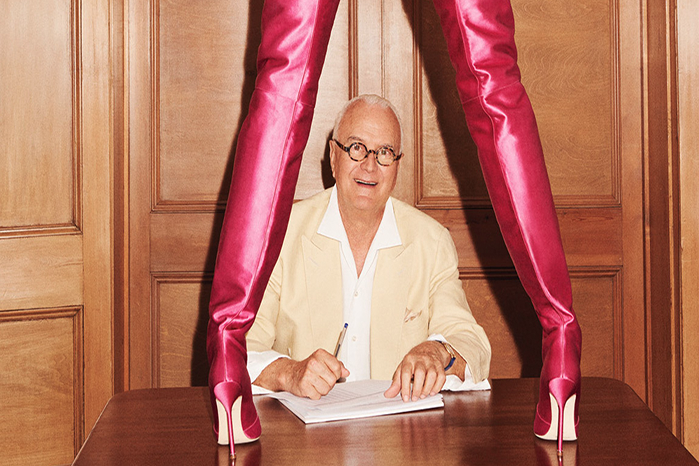 Iconic Moments With Manolo Blahnik In Honor Of His Movie Premiere DFWSD