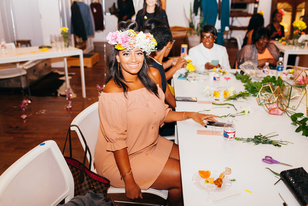 Boss Women Who Brunch is Hosting their First Vision Board Workshop DFWSD