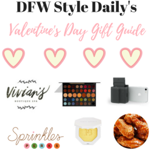 DFW Style Daily's gift guide