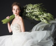 Watters Bridal Preps Romantic Runway for Fashion For A Passion 2014