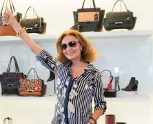 "Diane Von Furstenberg Says, ""Always Go For It!"""