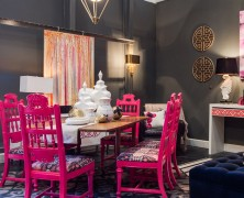 Shop Designer Décor For A Cause at Dwell With Dignity's Spring 2014 Thrift Studio