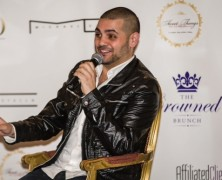Project Runway Alum Michael Costello Gets Candid & Personal In Dallas