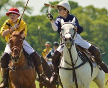 Sport, Shopping & Family Fun In Store At Polo For The Planet 2014