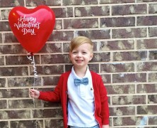 Who Loves You, Baby? DFW Style Daily Presents the Cutest Cupids Ever!