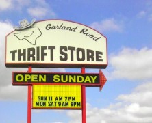 Offbeat Shopping: Thrifty Business, Part One